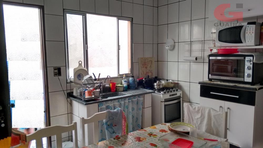 Casa de 2 dormitórios à venda em Jardim Do Estádio, Santo André - SP