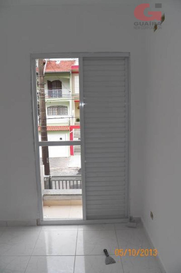 Cobertura de 2 dormitórios em Vila Guaraciaba, Santo André - SP