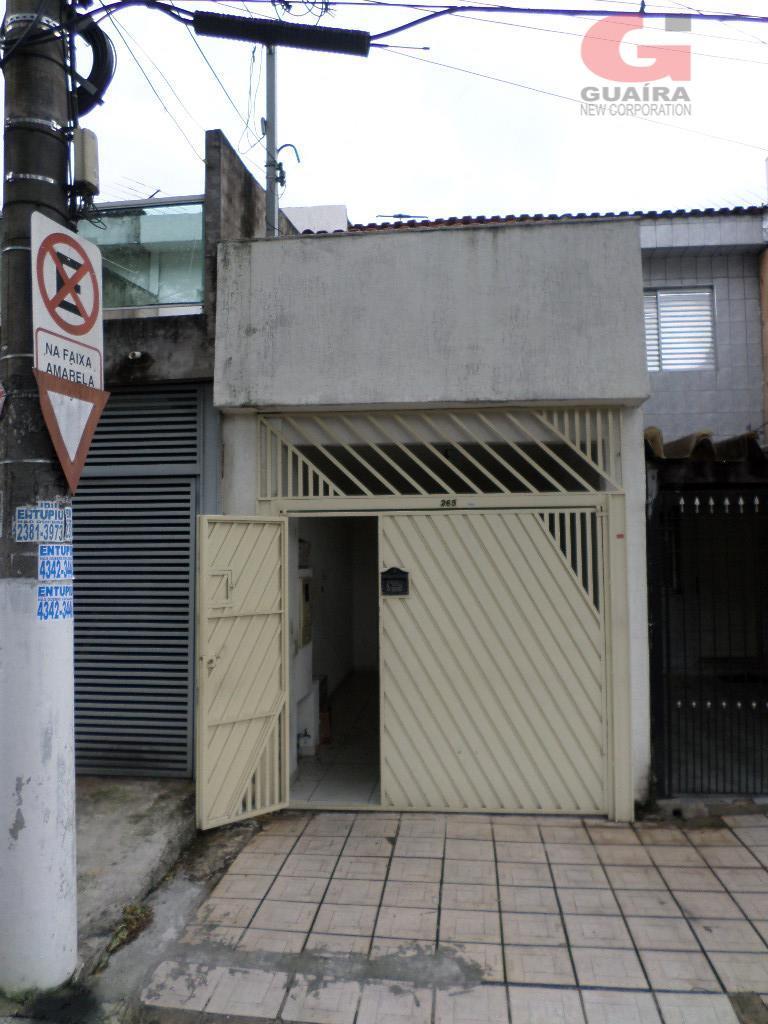 Sobrado de 2 dormitórios à venda em Taboão, São Bernardo Do Campo - SP