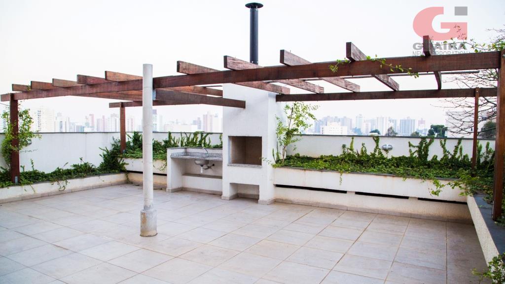 Cobertura de 2 dormitórios à venda em Bairro Jardim, Santo André - SP