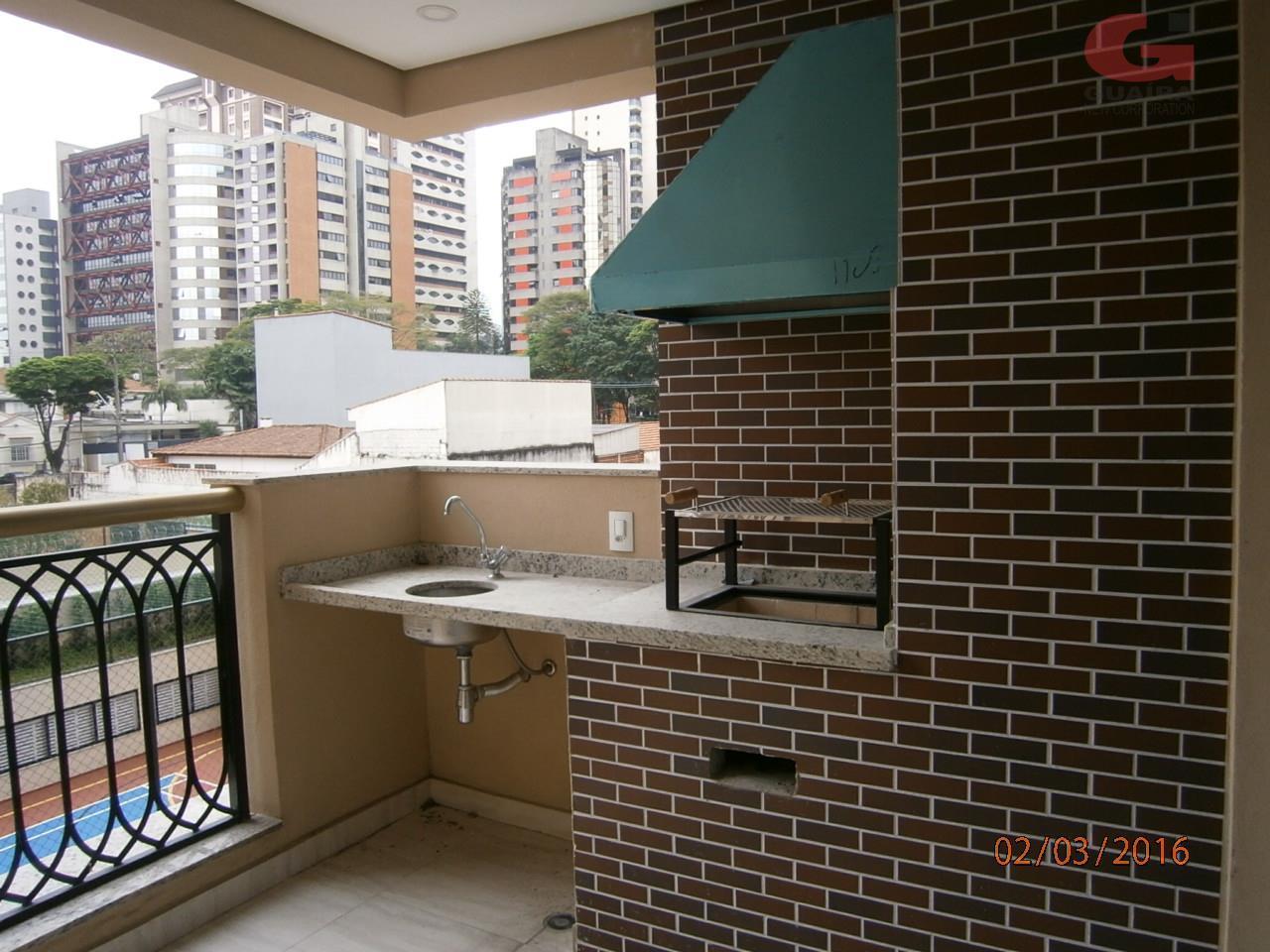 Apartamento de 2 dormitórios em Bairro Jardim, Santo André - SP