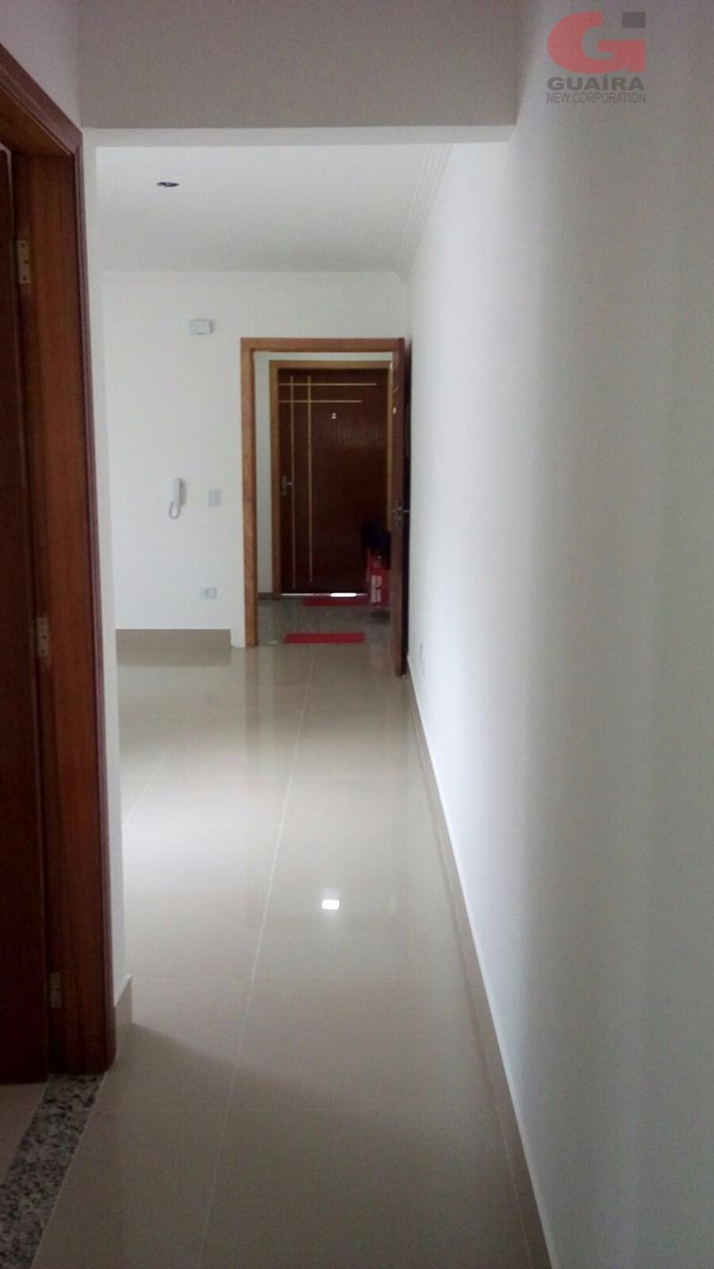 Apartamento de 2 dormitórios em Parque Oratório, Santo André - SP