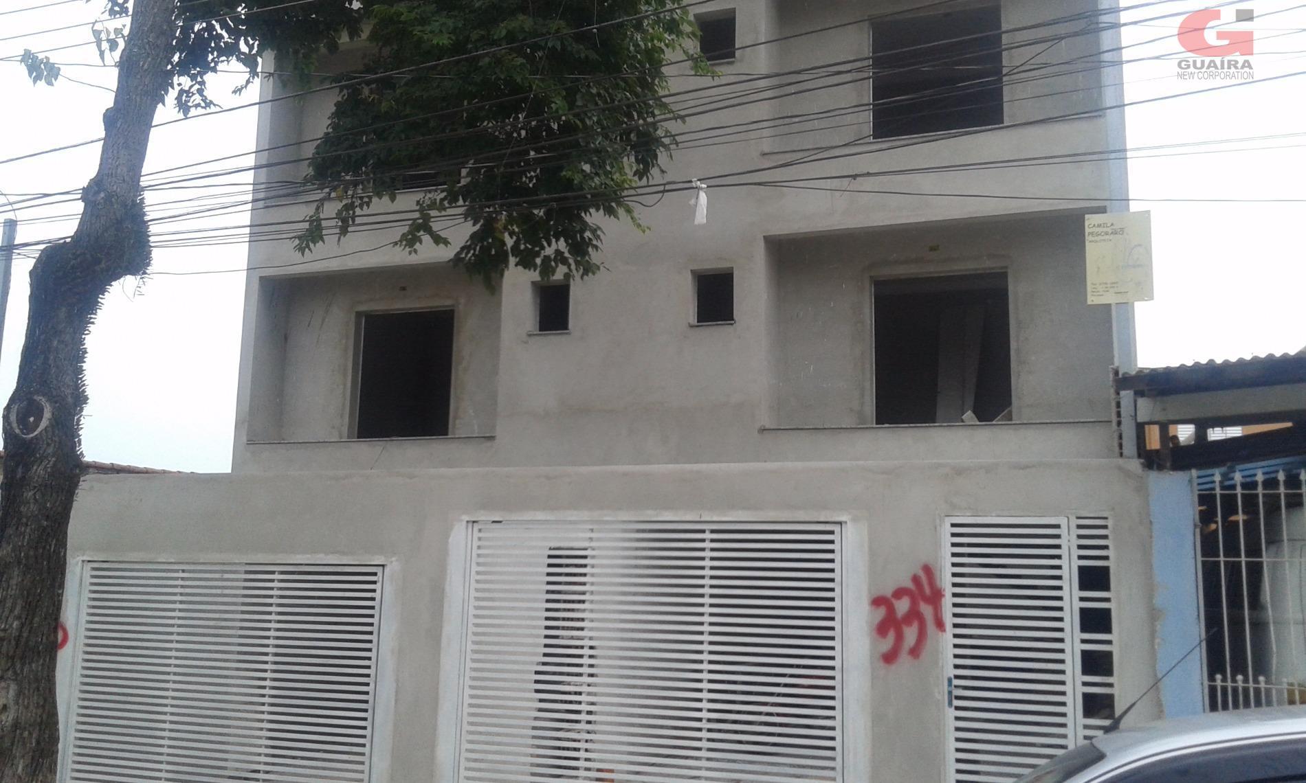 Cobertura de 2 dormitórios em Parque Oratório, Santo André - SP