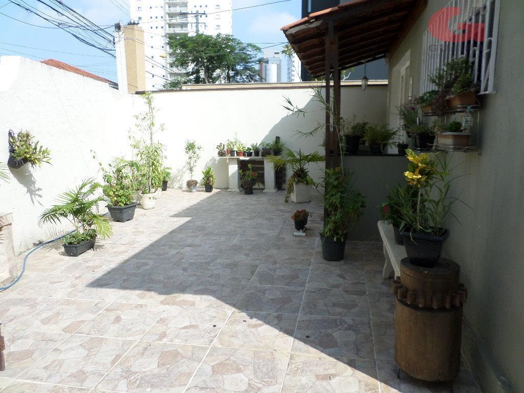 Terreno à venda em Bairro Jardim, Santo André - SP