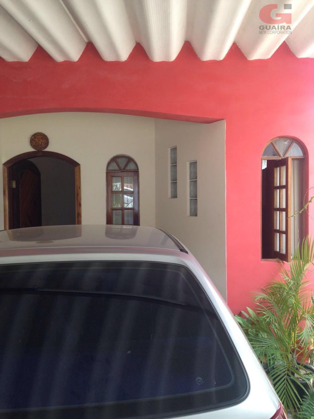 Sobrado de 4 dormitórios em Jardim Irene, Santo André - SP