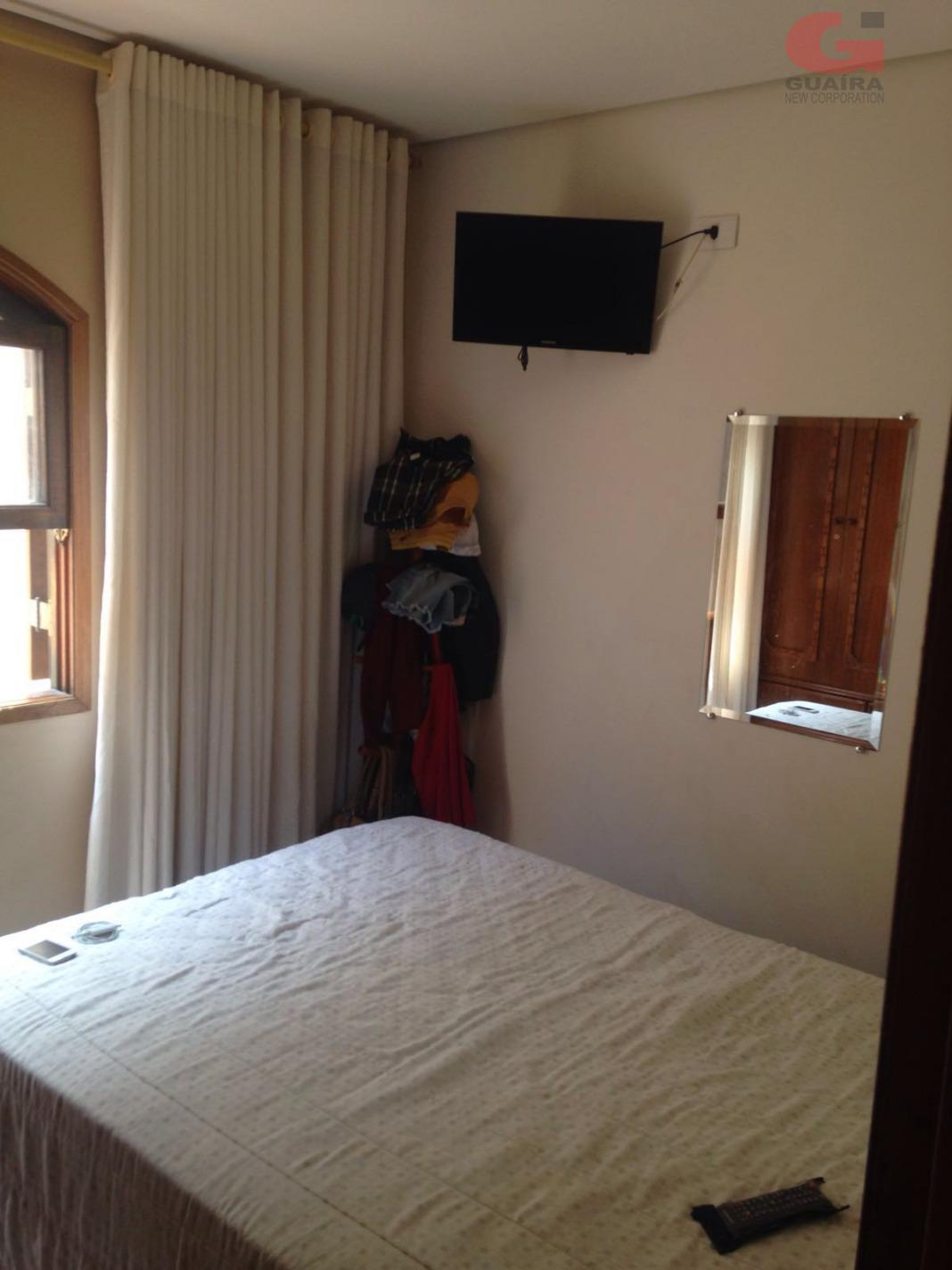 Sobrado de 4 dormitórios à venda em Jardim Irene, Santo André - SP