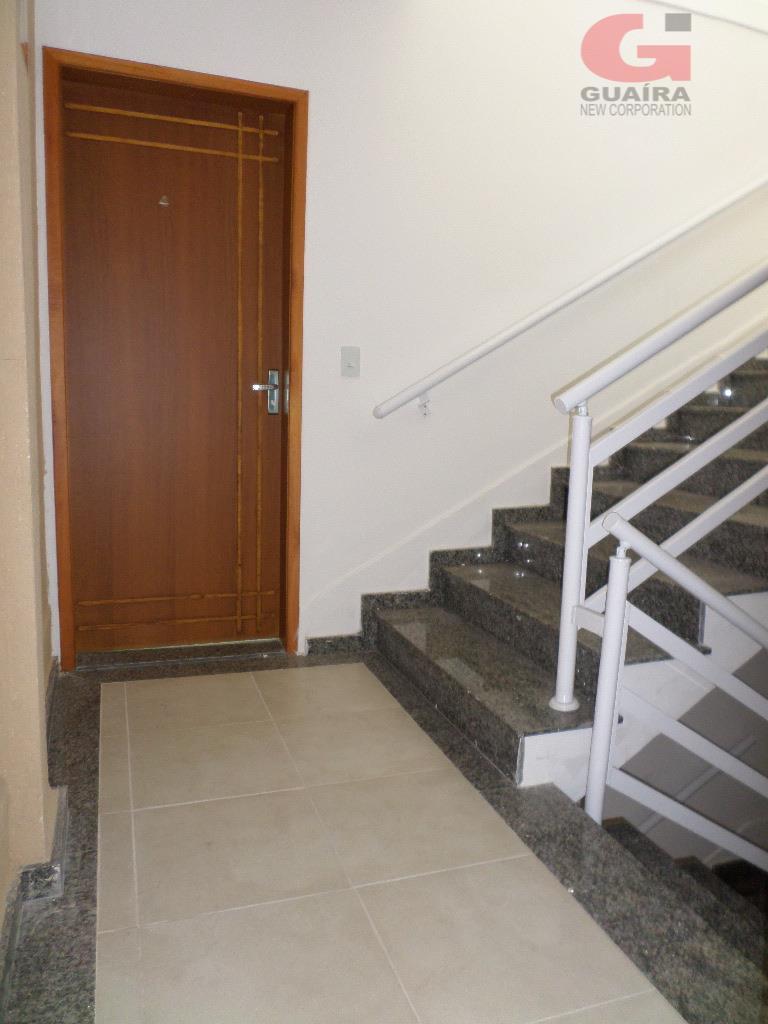 Cobertura de 2 dormitórios em Cidade São Jorge, Santo André - SP