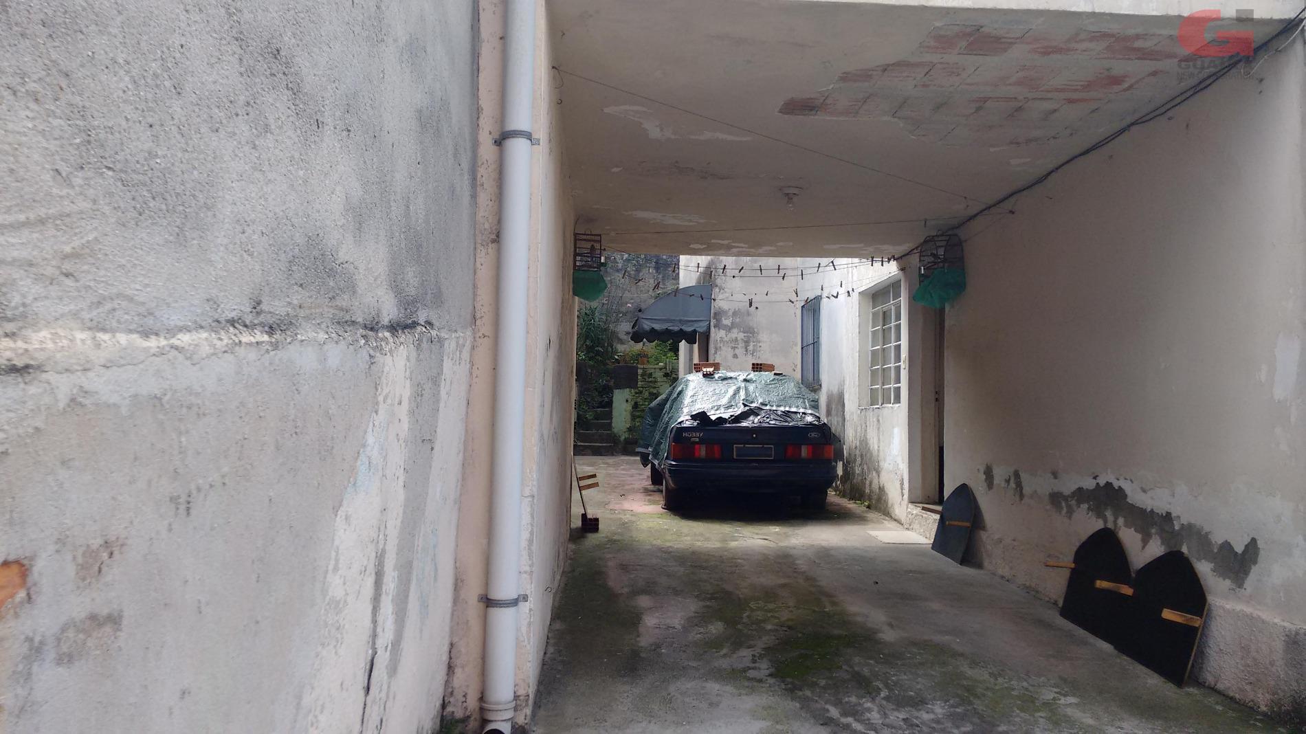 Terreno em Vila Palmares, Santo André - SP