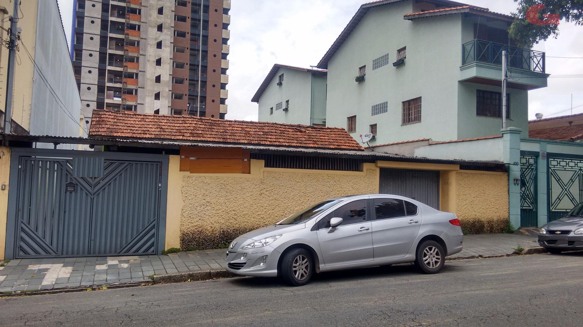 Terreno em Bairro Jardim, Santo André - SP