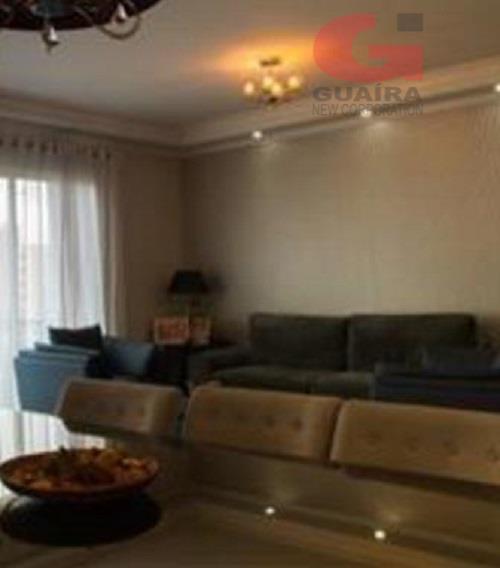 Apartamento de 4 dormitórios à venda em Vila Valparaíso, Santo André - SP
