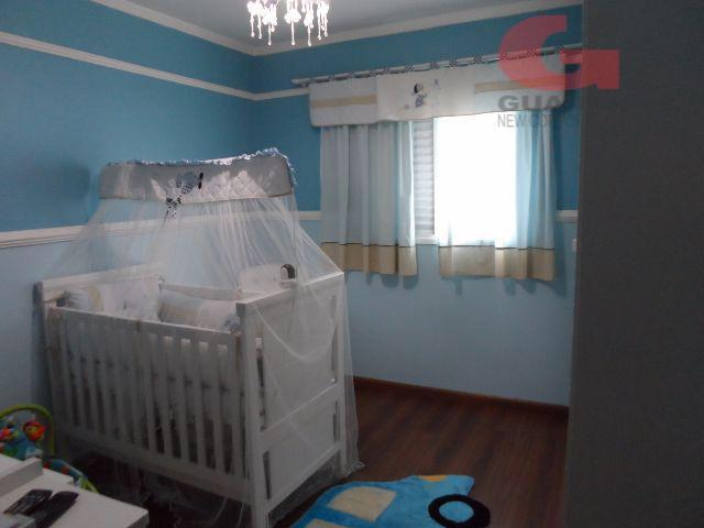 Sobrado de 3 dormitórios em Casa Branca, Santo André - SP