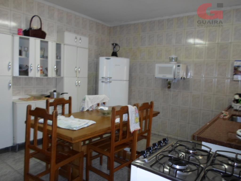Sobrado de 3 dormitórios em Jardim Bom Pastor, Santo André - SP