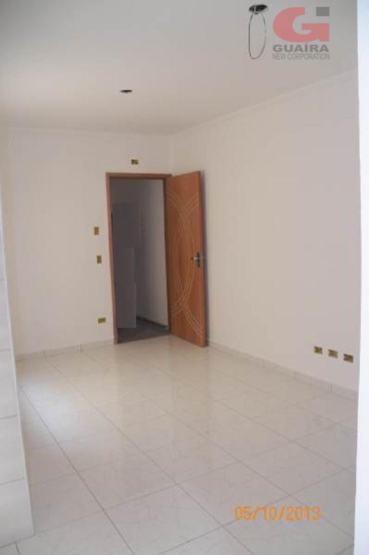 Cobertura de 2 dormitórios em Jardim Las Vegas, Santo André - SP
