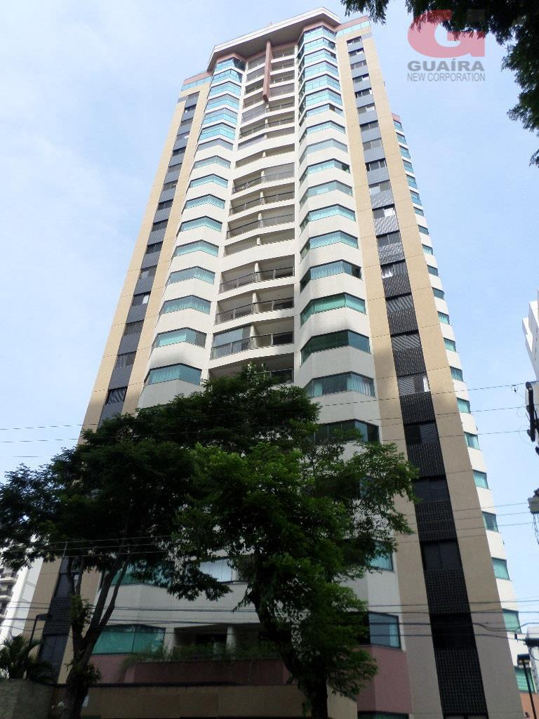 Apartamento de 1 dormitório em Bairro Jardim, Santo André - SP