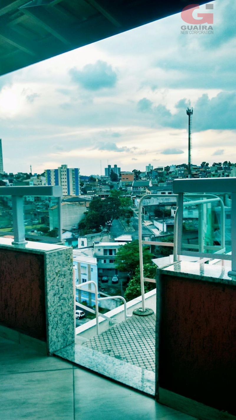 Cobertura de 2 dormitórios à venda em Parque João Ramalho, Santo André - SP