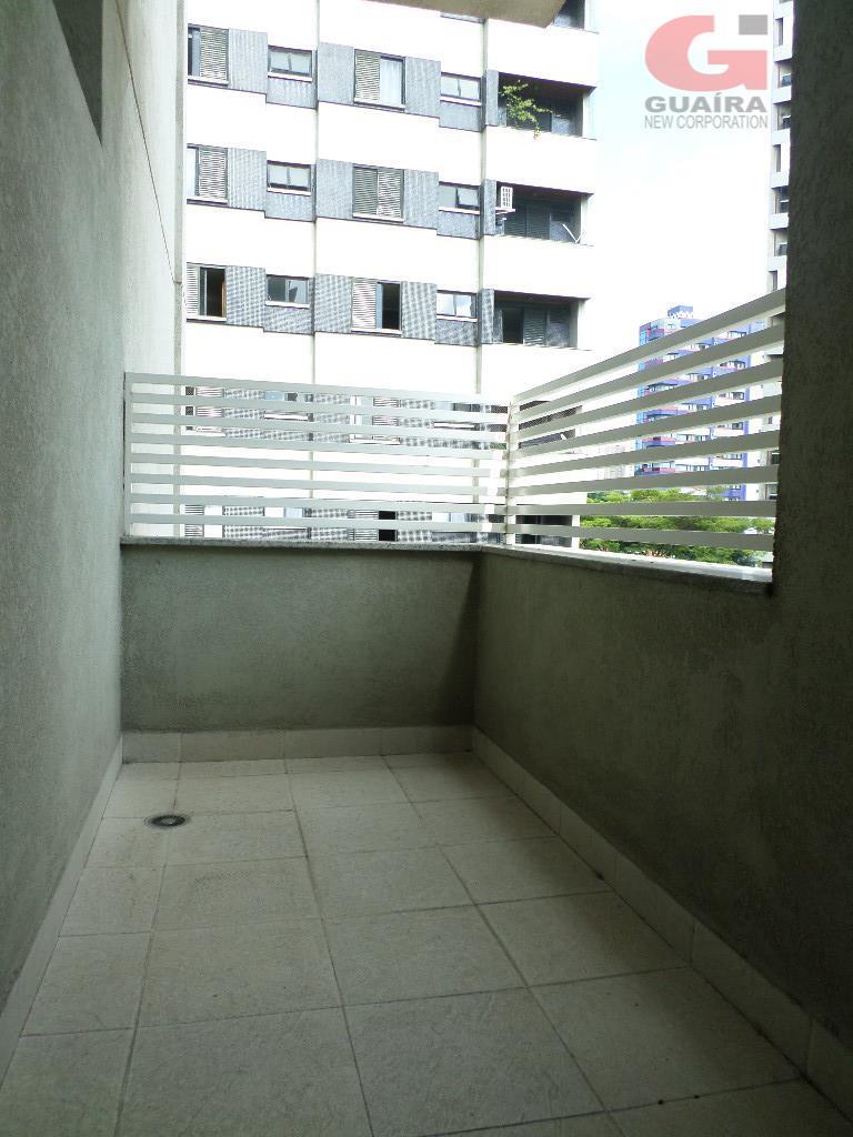 Apartamento de 1 dormitório à venda em Bairro Jardim, Santo André - SP