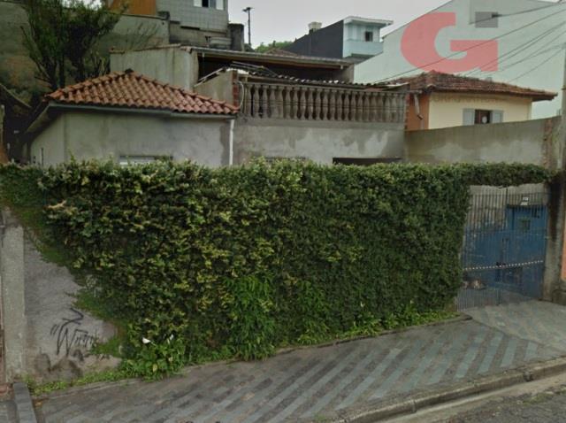 Terreno em Vila Camilópolis, Santo André - SP