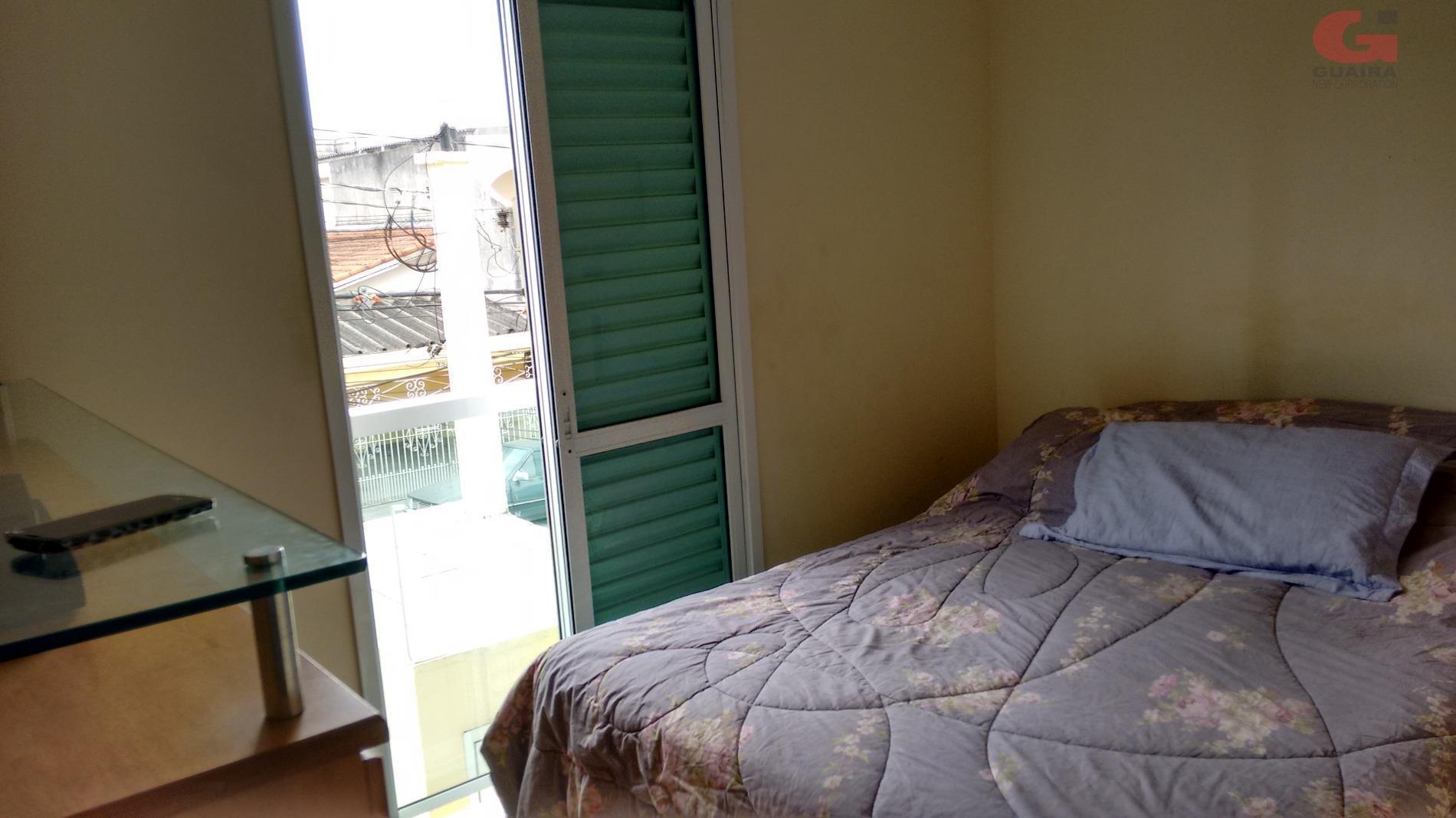 Apartamento de 2 dormitórios em Jardim Oriental, Santo André - SP