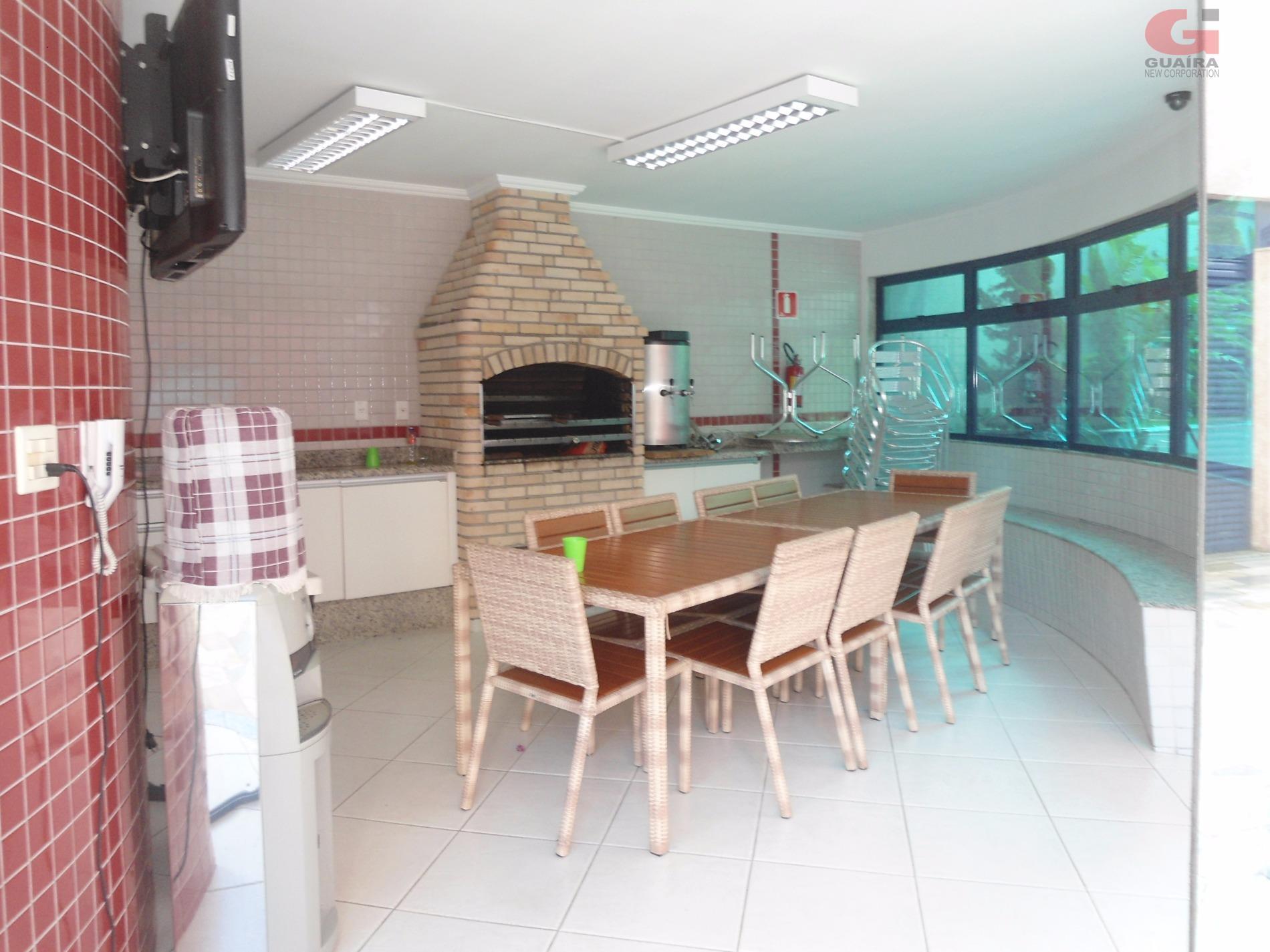 Apartamento de 4 dormitórios à venda em Vila Bastos, Santo André - SP