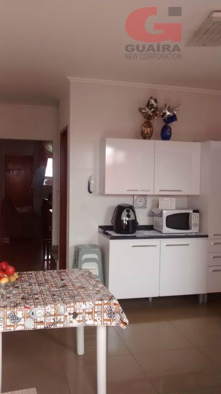 Sobrado de 3 dormitórios à venda em Vila Linda, Santo André - SP
