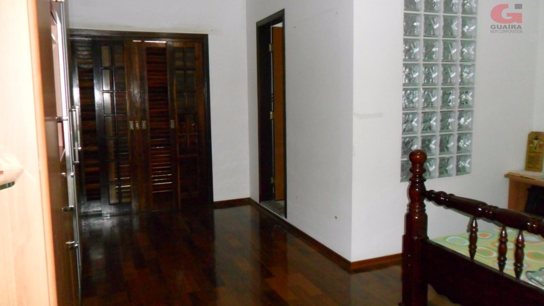 Sobrado de 4 dormitórios em Parque João Ramalho, Santo André - SP