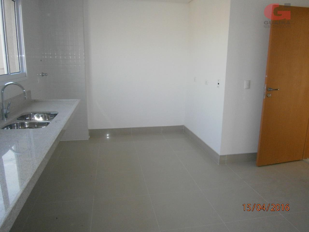 Cobertura de 4 dormitórios à venda em Campestre, Santo André - SP