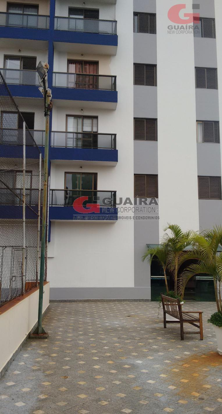 Apartamento de 3 dormitórios em Vila Príncipe De Gales, Santo André - SP