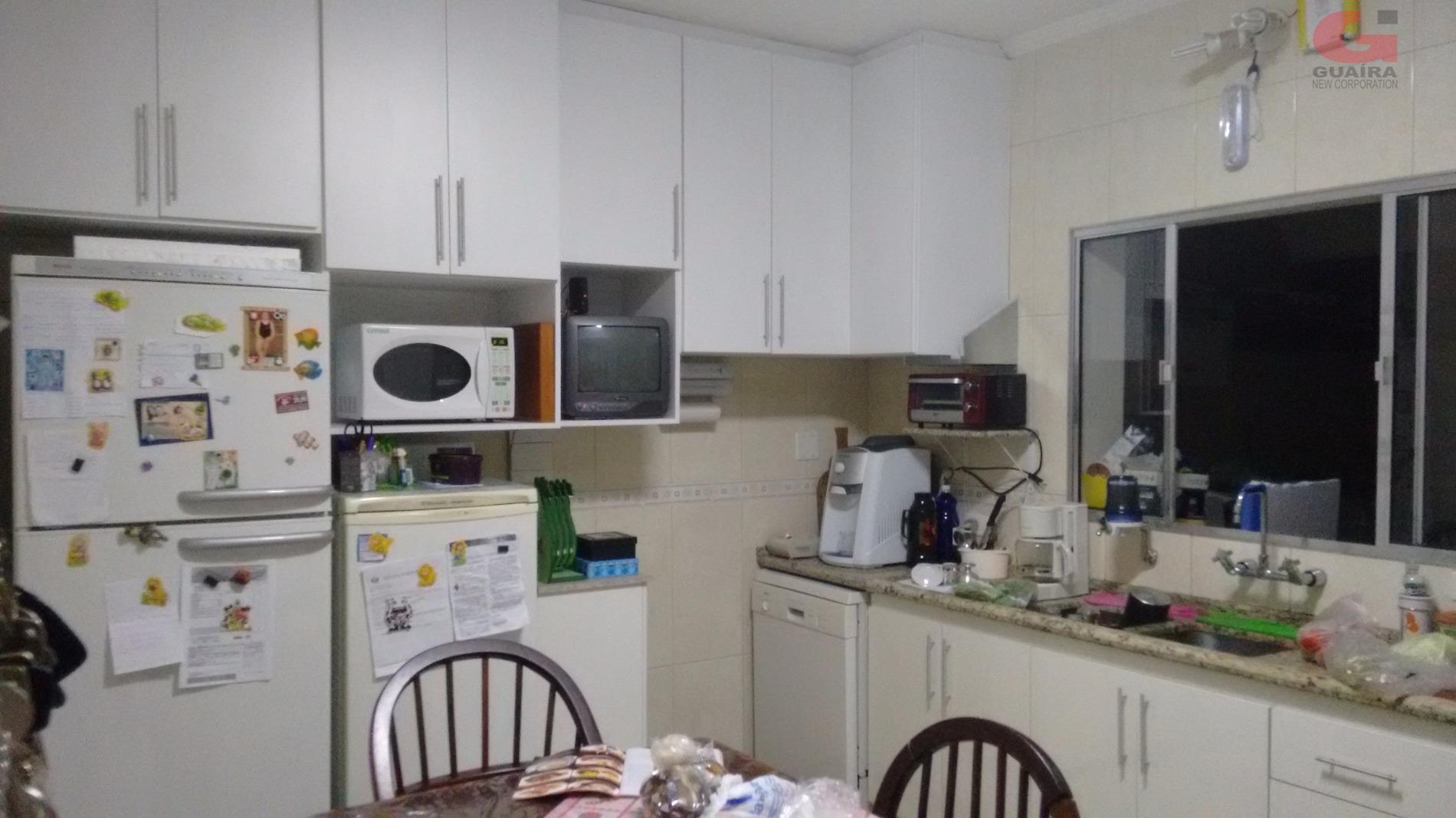 Sobrado de 3 dormitórios à venda em Jardim Jamaica, Santo André - SP