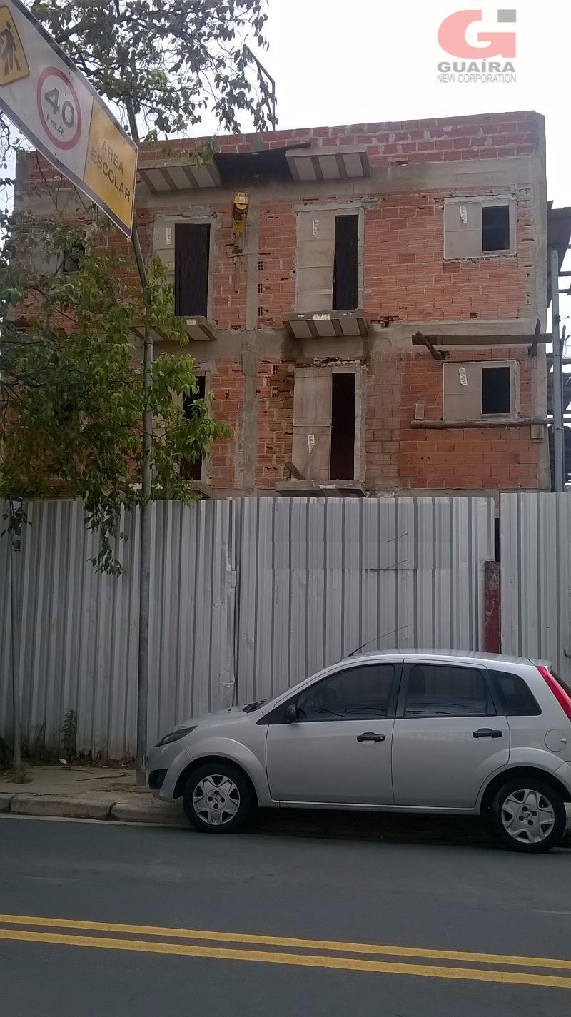 Apartamento de 2 dormitórios em Vila Humaitá, Santo André - SP