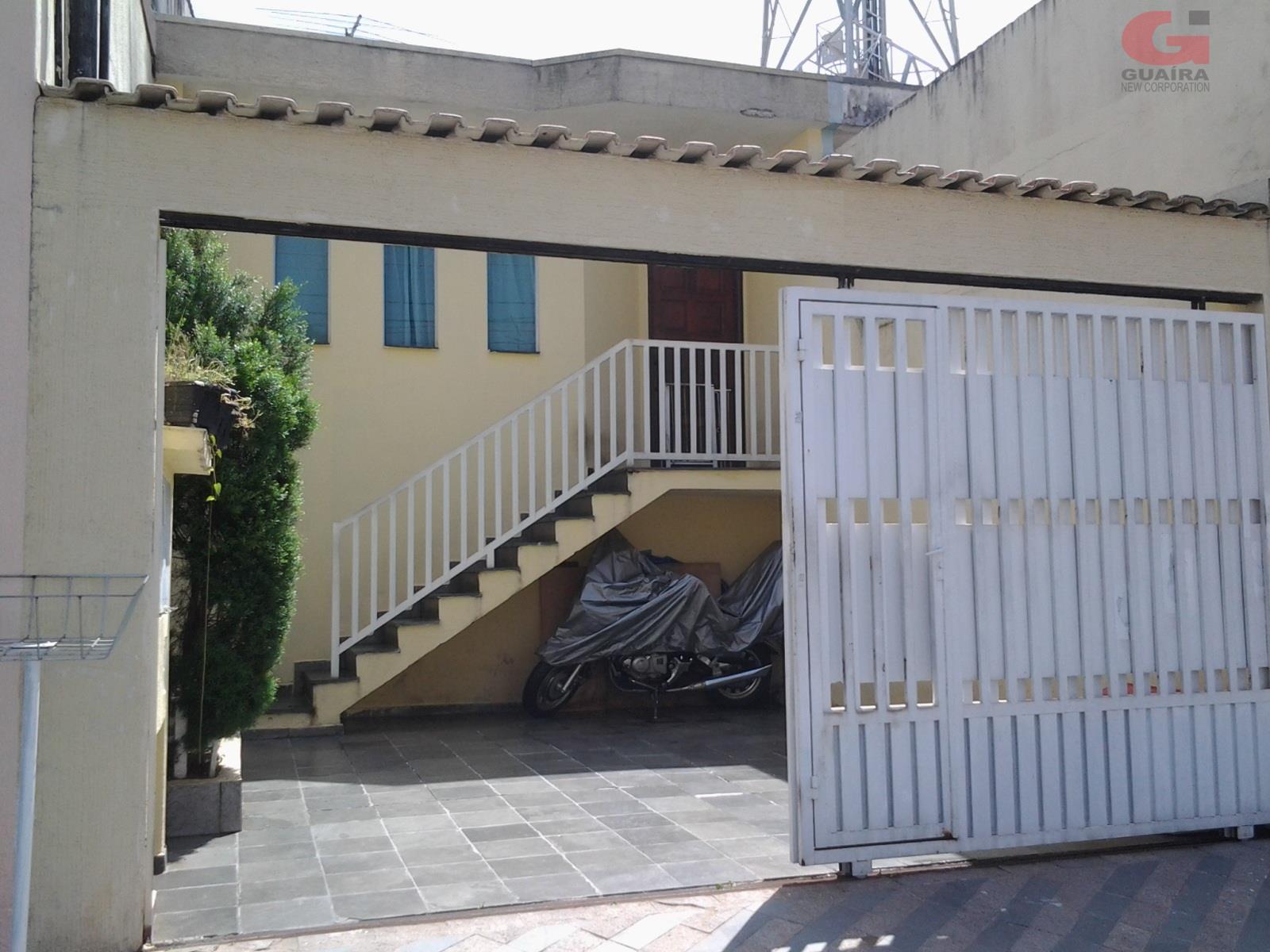 Casa de 2 dormitórios em Jardim Jamaica, Santo André - SP