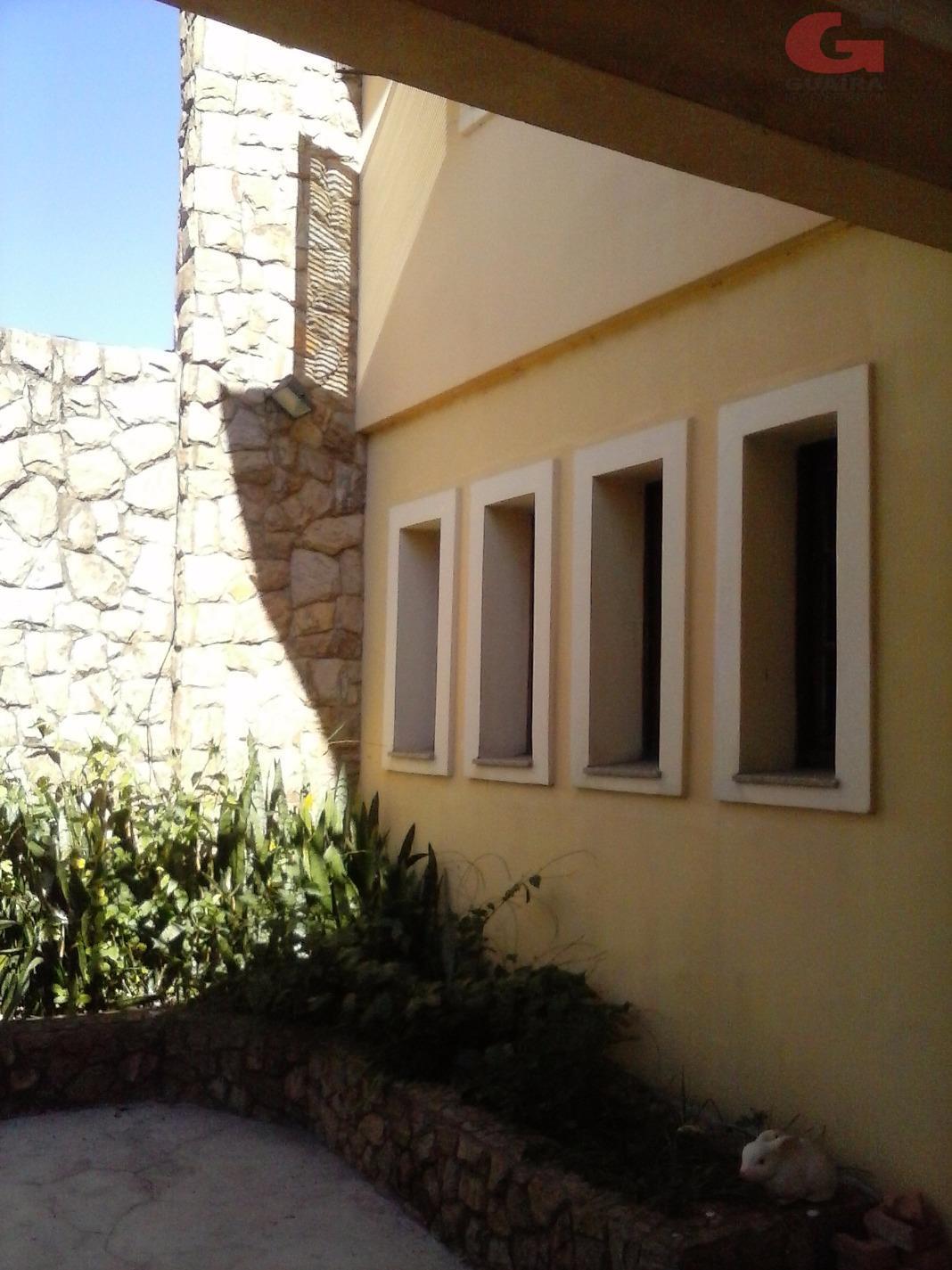 Sobrado de 4 dormitórios à venda em Vila Camilópolis, Santo André - SP