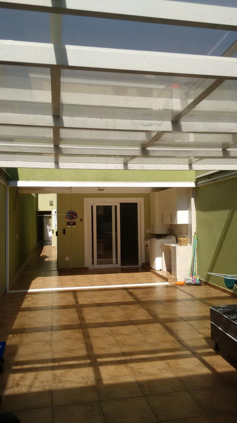 Sobrado de 3 dormitórios à venda em Vila Homero Thon, Santo André - SP