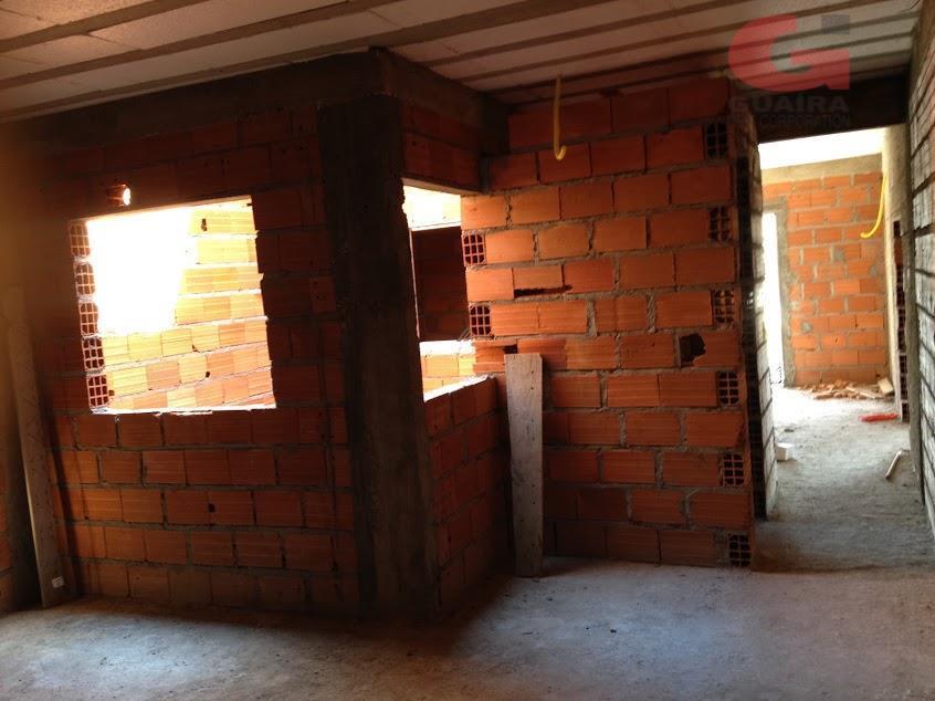 Apartamento de 2 dormitórios em Jardim Bom Pastor, Santo André - SP