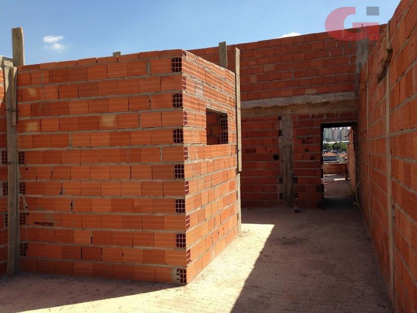 Cobertura de 2 dormitórios em Jardim Bom Pastor, Santo André - SP