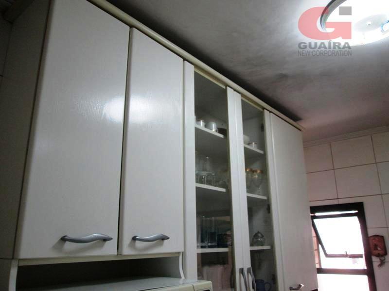 Apartamento de 3 dormitórios em Vila Euclides, São Bernardo Do Campo - SP