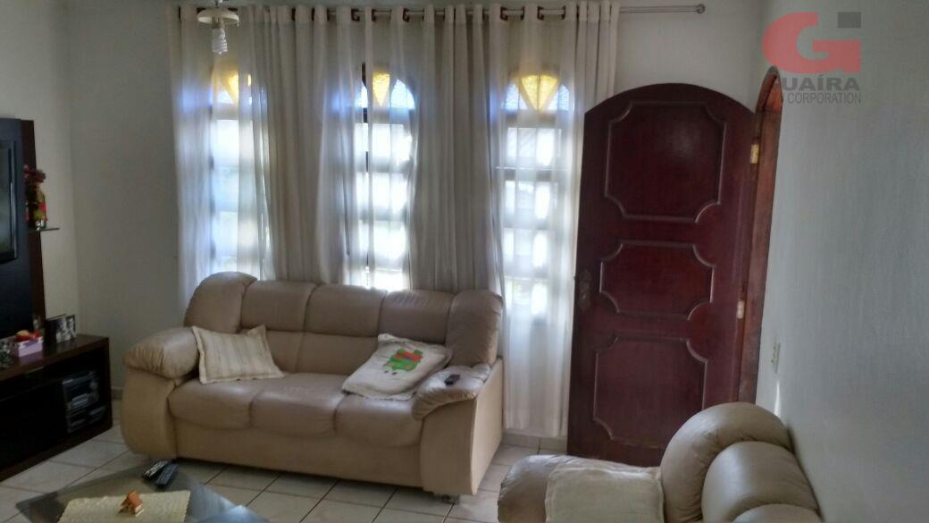 Casa de 2 dormitórios à venda em Vila Guaraciaba, Santo André - SP