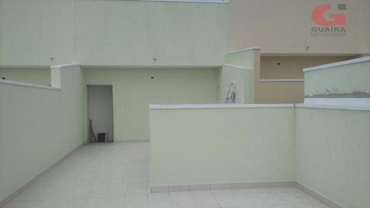 Cobertura de 2 dormitórios à venda em Parque Oratório, Santo André - SP