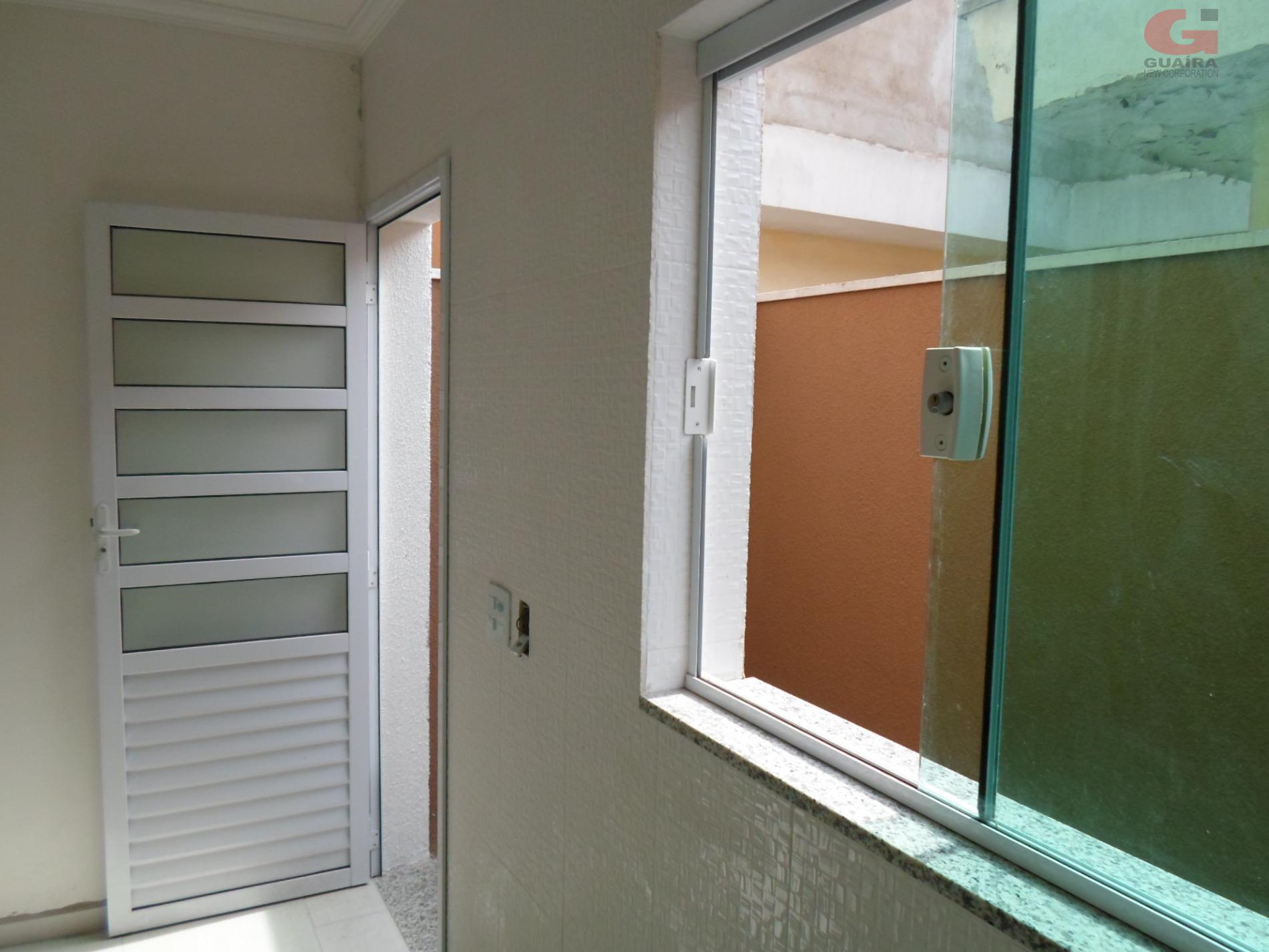 Sobrado de 2 dormitórios à venda em Vila Alzira, Santo André - SP