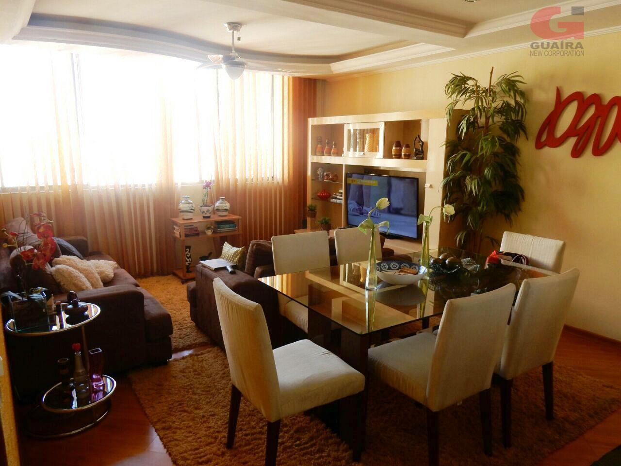 Apartamento residencial à venda, Parque Terra Nova, São Bernardo do Campo - AP46931.