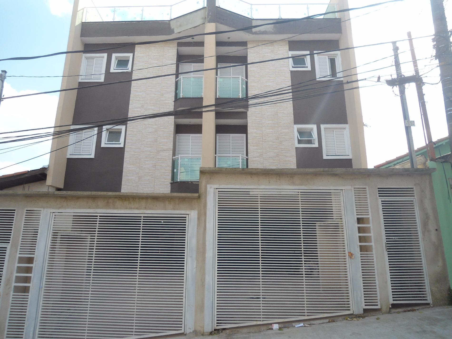 Apartamento de 1 dormitório em Parque Novo Oratório, Santo André - SP