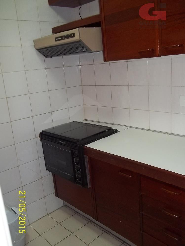 Flat de 2 dormitórios à venda em Centro, São Bernardo Do Campo - SP