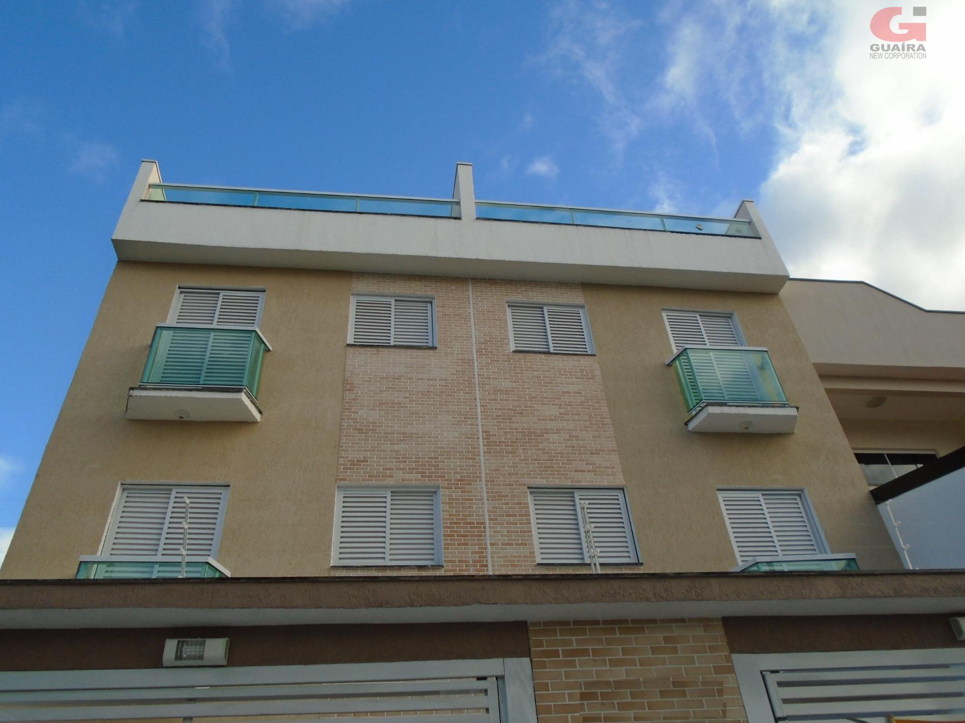 Cobertura de 2 dormitórios à venda em Jardim Do Estádio, Santo André - SP