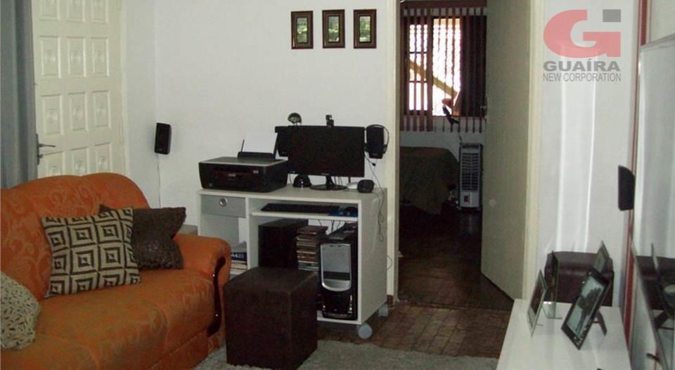 Casa de 2 dormitórios à venda em Parque Capuava, Santo André - SP
