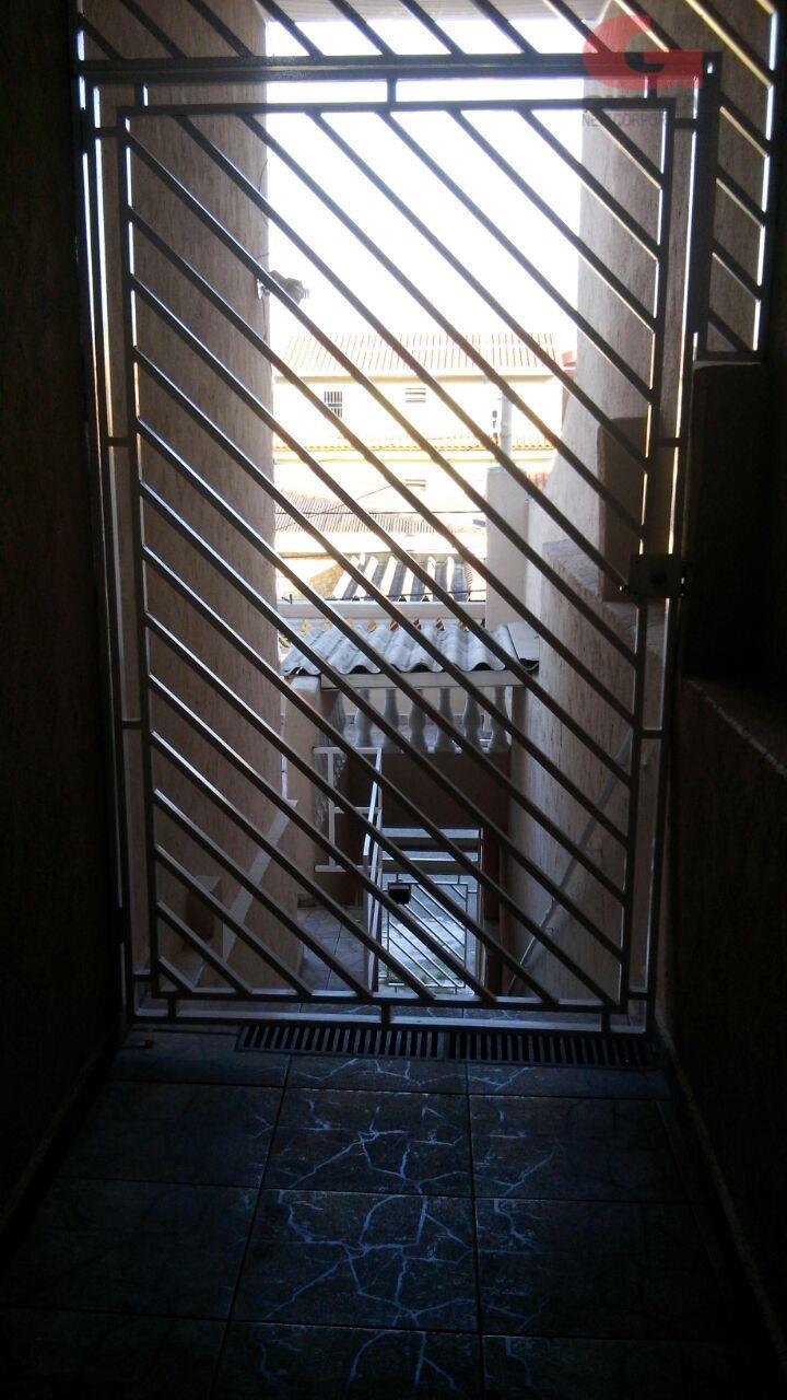 Sobrado de 3 dormitórios à venda em Cidade São Jorge, Santo André - SP