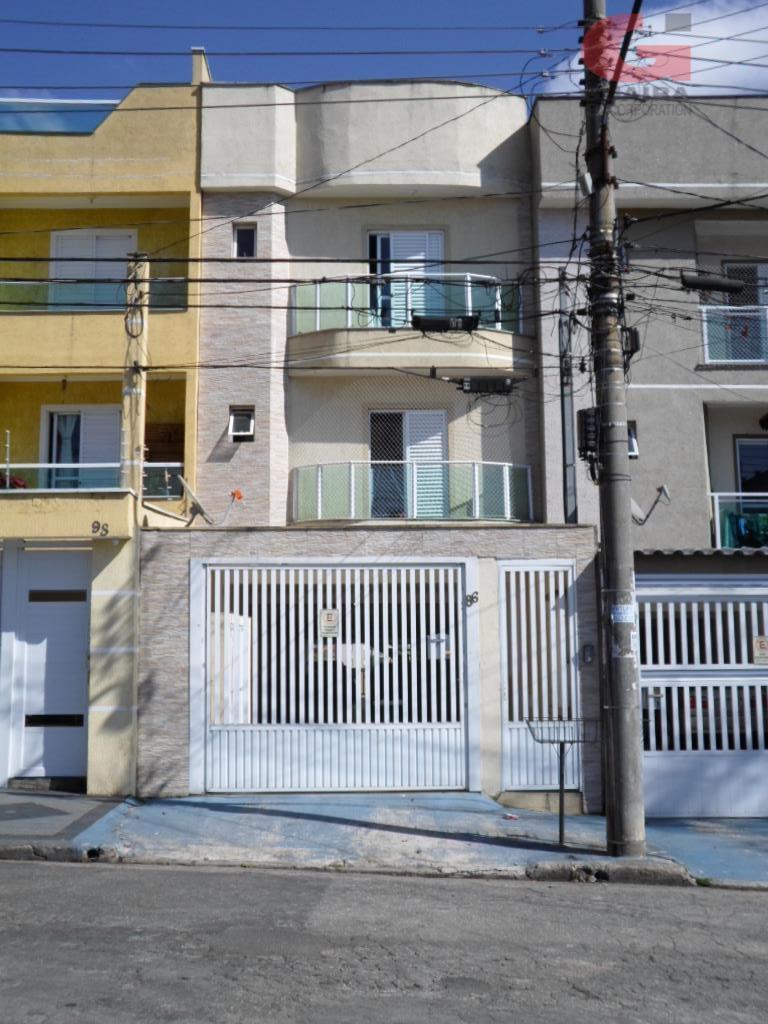 Apartamento de 3 dormitórios à venda em Vila Pires, Santo André - SP