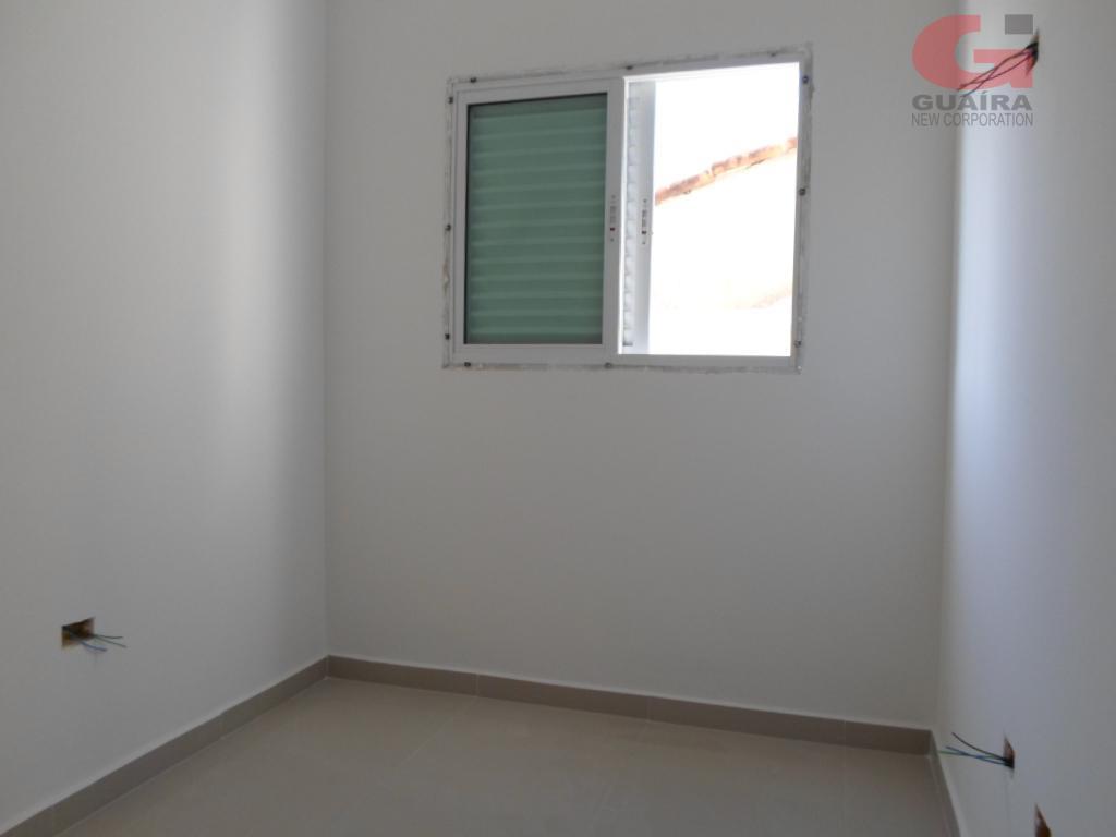 Apartamento de 2 dormitórios em Vila Luzita, Santo André - SP