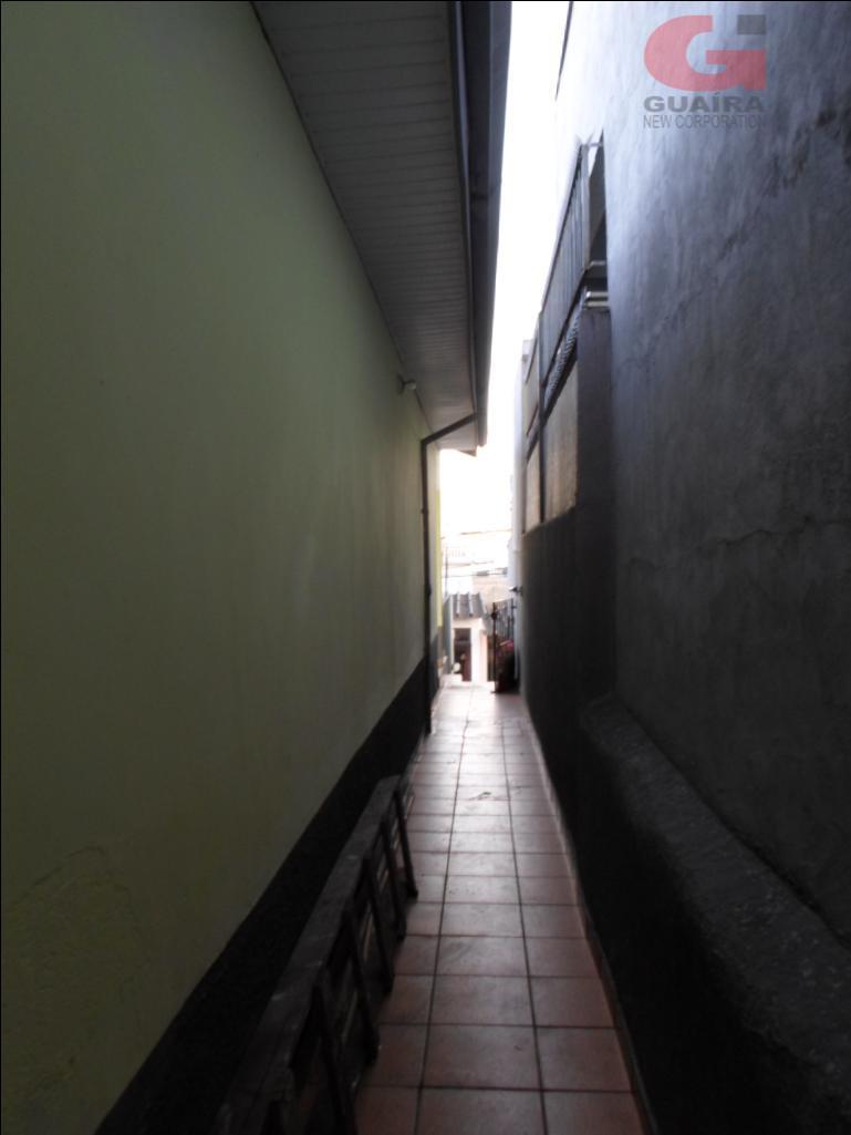 Casa de 2 dormitórios à venda em Jardim Oriental, Santo André - SP