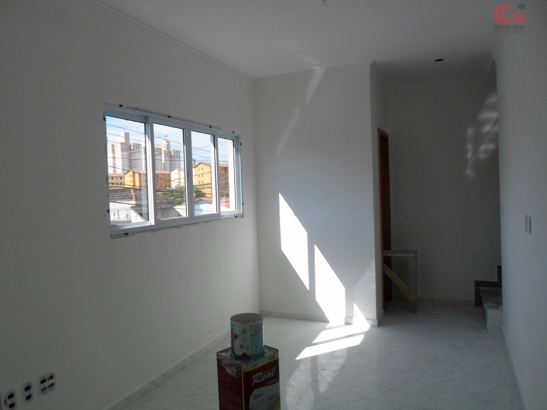 Sobrado de 2 dormitórios em Parque Oratório, Santo André - SP