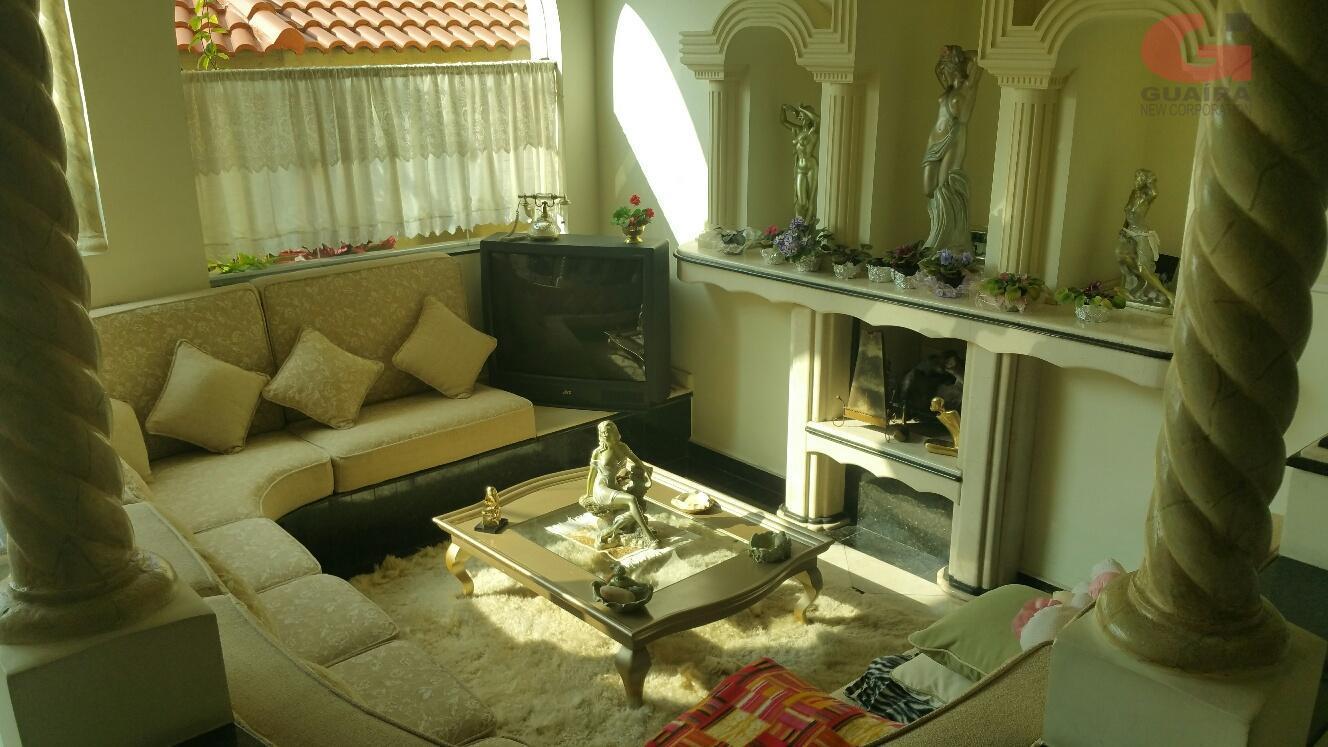 Sobrado de 3 dormitórios à venda em Chácara Inglesa, São Bernardo Do Campo - SP