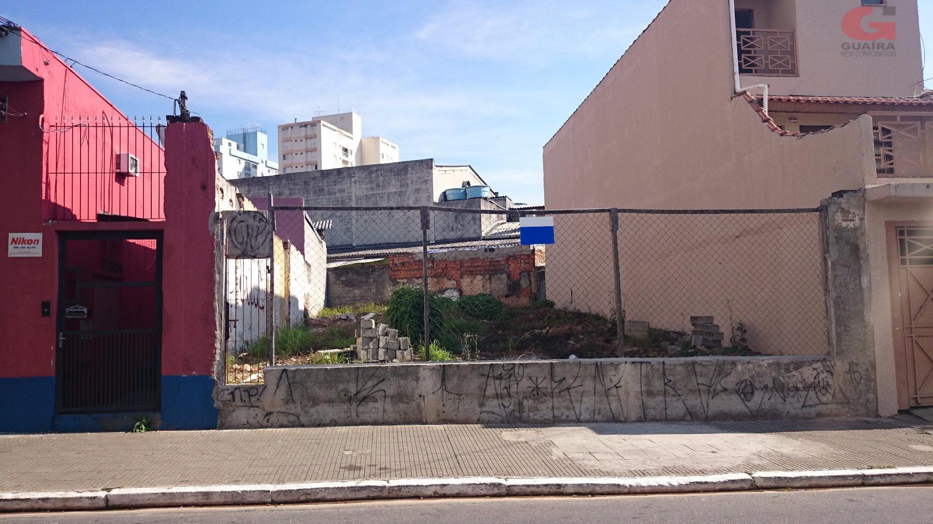 Terreno à venda em Fundação, São Caetano Do Sul - SP